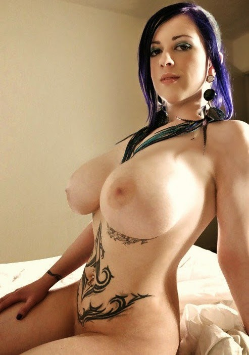 Big tit goth girl tattoos